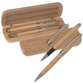 Wood Writing Set