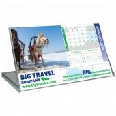 Jewel Case Desk Calendar