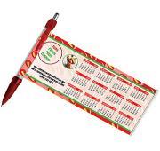 Push Action Banner Pen